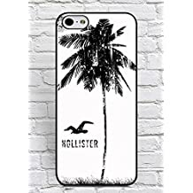 Iphone 6/6S Funda Hollister Brand Logo Theme Print for Man, Unique Funda Iphone 6/6S (4.7 Inch) Funda Cover Solid Floralmaycase
