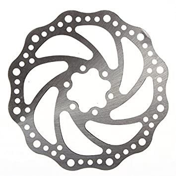 Generic Mtb 6 Holes 160mm Brake Disc Rotor For Montaind Bike