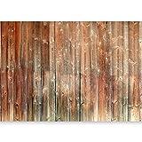 murando - XXL Fototapete 600x280 cm - Größe Format 6m - Vlies Tapete - Moderne Wanddeko - Design Tapete - Holz f-A-0514-x-e