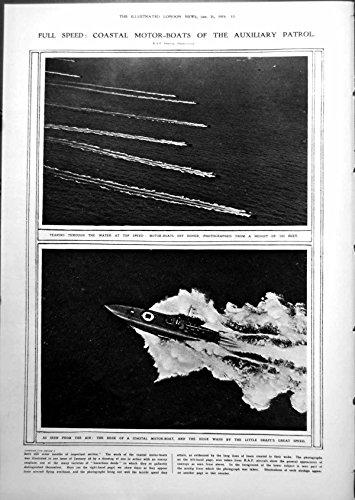 imprima-los-barcos-de-motor-de-la-patrulla-auxiliar-de-dover-del-lavado-enorme-del-aire-1919-120p254