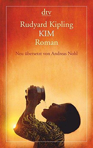 Buchseite und Rezensionen zu 'Kim' von Rudyard Kipling