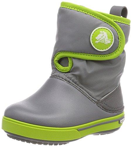 cheap for discount 33f05 8b385 Crocs Crocband II.5 Gust B, Stivali da Neve Unisex-Bambini