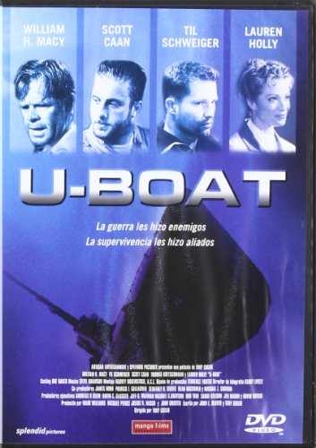 U-Boat (Import Dvd) (2004) William H. Macy; Scott Caan; Lauren Holly; Thomas K