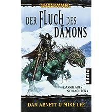 Warhammer - Darkblades Schlachten 1: Der Fluch des Dämons