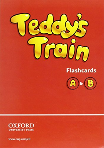 Teddy's Train: Flashcards 2007