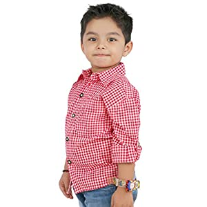 Big Tree Cotton Full Sleeve Shirt for Boys