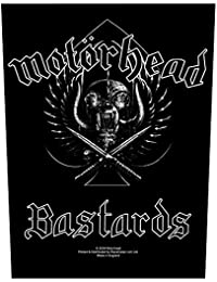 Motörhead Bastards Patch dossard
