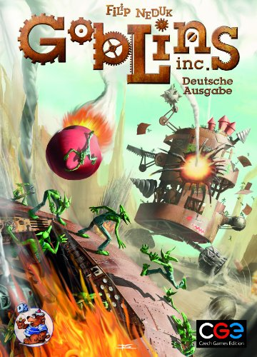 Heidelberger CZ024OKT12 - Goblins Inc. (Goblins Spiel)