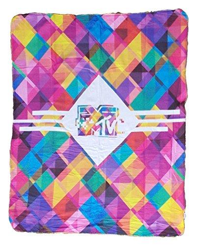 COPA Plaid MTV Musik Fernsehen IN Pailletten cm. 150x125 - EN 436