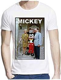 T-Shirt imprimé Jacques Chirac Mickey ref 713 d859f860a341