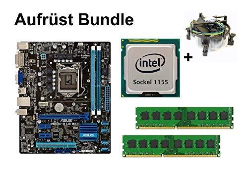 CSB Aufrüst Bundle - ASUS P8H61-M LE R2.0 + Intel i5-2500K + 4GB RAM