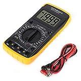 NIMOA Multimetro Digitale LCD Portatile DT-9205A AC/DC Tensione Amp Ohm capacità Tester di Esame Hz