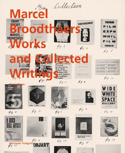 Marcel Broodthaers. Collected writings (EN)