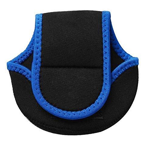 Seimuil Tragbare Angelrolle Tasche Angeln,Sehr Praktisch,Werden Sie Brauchen (Farbe : 3)