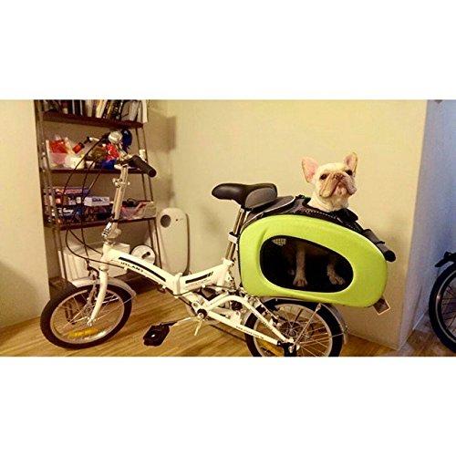 Haustier-Buggy, ips-020/grün, Hunde-Tragetasche, Trolley, Trailer, InnoPet®, Playstation Pet Buggy. Zusammenklappbar Pet Buggy, Kinderwagen, Kinderwagen für Hunde und Katzen. - 5