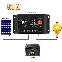 Régulateur de contrôleur de charge de panneau solaire Anti-Lightning  Régulateur de sortie étanche et 67d9ede48c23