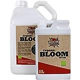 Boom Nutrients   Abono orgánico de Floración/Fertilizante para plantas/Abono líquido para flores   Organic Bloom (1L)