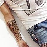 Temporäre Körperkunst Entfernbare Tattoo Aufkleber Dreiundzwanzig Sticker Tattoo Temporary Tattoo
