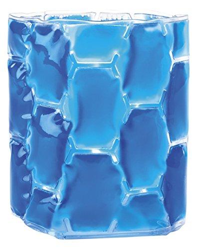 Ibili 739700enfriador latas dispensador 2U plástico azul 12x 2x 10cm