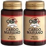 CARDO MARIANO 400 mg 60 capsule (confezione 2 u.)