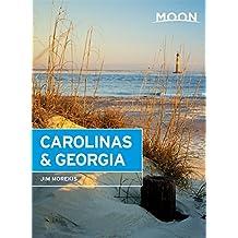 Moon Carolinas & Georgia (Moon Handbooks)