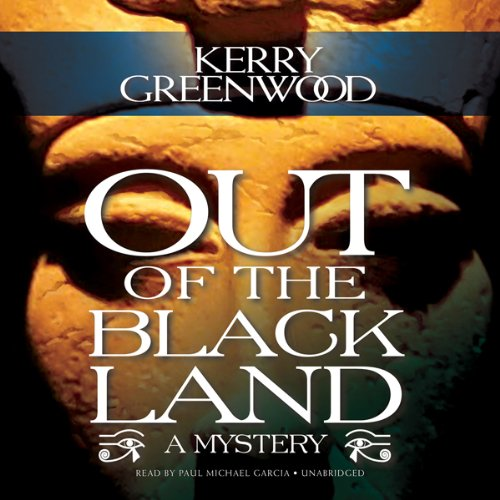 Out of the Black Land  Audiolibri