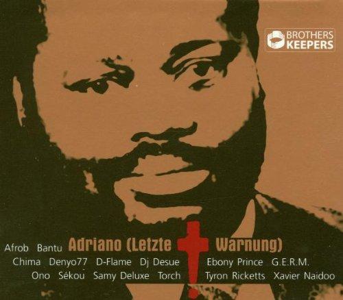 Downbeat Records (Warner) Adriano (Letzte Warnung)