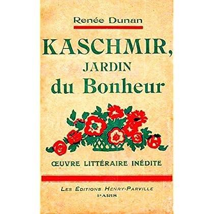 Kaschmir, Jardin du Bonheur: (1925)