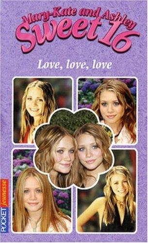 SWEET 16 N13 LOVE LOVE LOVE