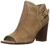 Sam Edelman Women's Easton Ankle Bootie, Golden Caramel Suede, 10 M US