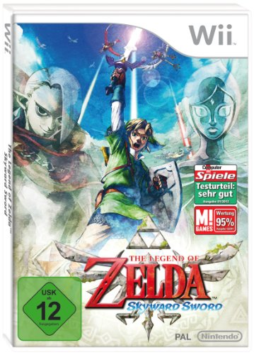 The Legend of Zelda: Skyward Sword (Nintendo Wii Zelda)