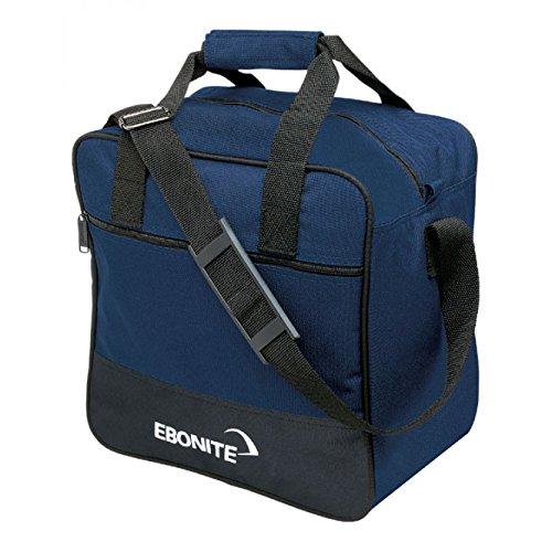 Ebonite Bowling Ball Tasche Basic Navy Black