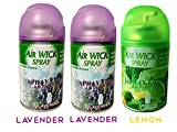 #6: Airwick Fresh Matic Refill 3 Piece Combo Air Fresher