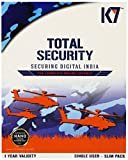 #5: K7 Total Security - 1 PC, 1 Year(CD)