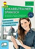 PONS Digital Vokabeltrainer Spanisch: Der interaktive Premium-Vokabeltrainer für Smartphone, Tablet...