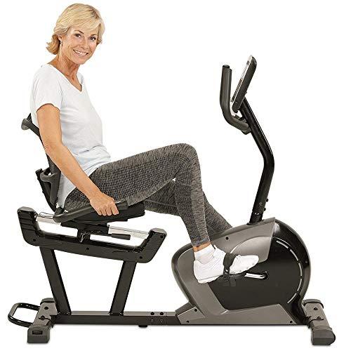 Sitzergometer + Rückenlehne: Sitz Heimtrainer Bild 6*
