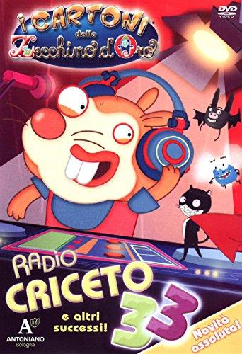 Usato, I cartoni dello Zecchino d'Oro - Radio criceto 33 e usato  Spedito ovunque in Italia