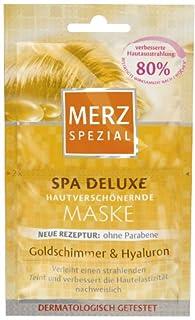 Merz Spezial Spa Deluxe Hautverschönernde Maske, 15-er Pack (15 x 10 ml) (B003NSJNT0) | Amazon price tracker / tracking, Amazon price history charts, Amazon price watches, Amazon price drop alerts