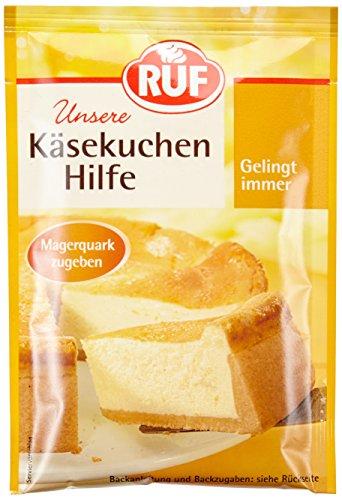 RUF Käsekuchen Hilfe, 20er Pack (20 x 60 g)