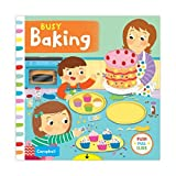 Busy Baking (Busy Books) by Louise Forshaw (2016-06-02)