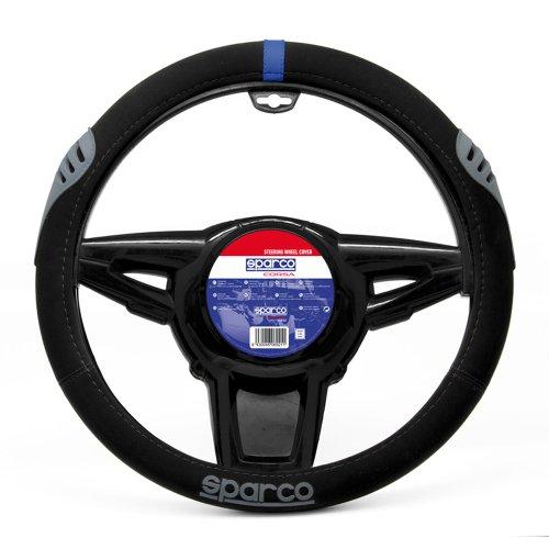 Accessoires de sport sparco achat facile et prix moins cher for Housse de volant chauffante
