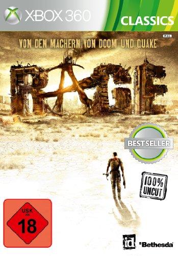 Rage (Uncut) [Software Pyramide] - [Xbox 360] (Xbox 360-software)