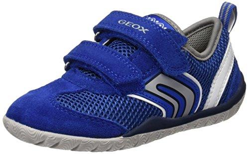 Geox J Trifon BOY B, Zapatillas para Niños, Azul (Royal/WHITEC0432), 26 EU