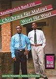 Reise Know-How Sprachführer Chichewa für Malawi - Wort für Wort (auch für Mosambik, Sambia und Simbabwe): Kauderwelsch-Band 210 - Susanne Jordan