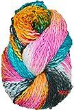 #1: M.G Enterprise Sumo Cloud Bow 200 gm Wool Ball Hand knitting wool / Art Craft soft fingering crochet hook yarn, needle Acrylic knitting yarn thread dyed