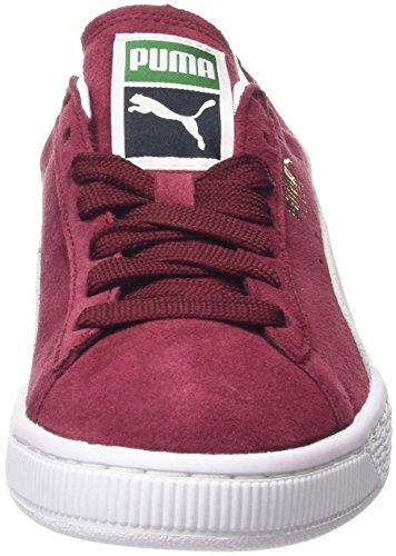 Puma Classic Wedge L - Sneakers basses - Homme Rouge (Burgundy/White 75)