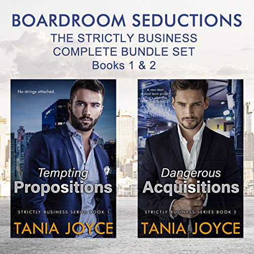 Boardroom Seductions: The Strictly Business Bundle Set (English Edition)