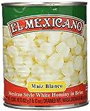 El Mexicano Maíz Pozolero - Paquete de 12 x 822 gr - Total: 9864 gr