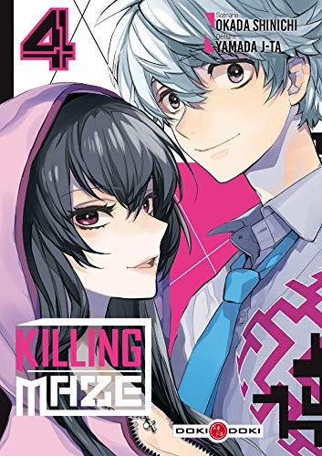 Killing Maze Edition simple Tome 4
