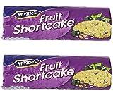 #8: McVitie's Fruit Shortcake, 200g (Pack of 2)
